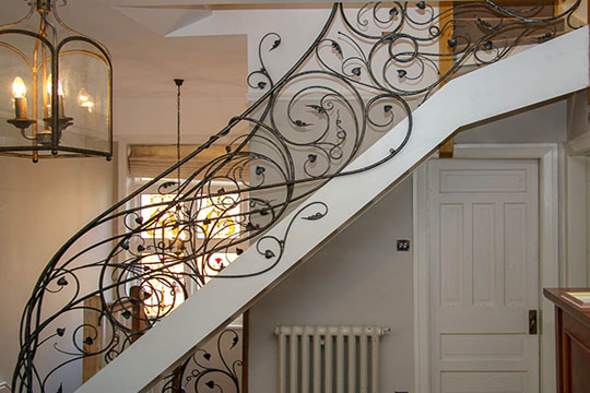 Creative And Artistic Wrought Iron Gates Railings And