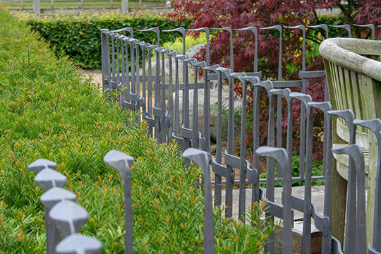 Creative And Artistic Wrought Iron Gates Railings And Balustrades