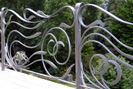 stainless steel, wrought iron and other metal railings